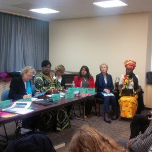 WPD Panel at 58th CSW, New York