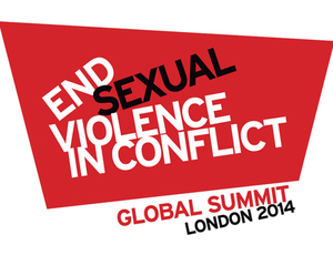 Our Event at the Global Summit to End Sexual Violence in Conflict (Video)