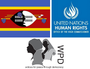 Widowhood in Swaziland – report to UN