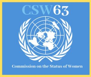 WPD releases statement for CSW63 on Widowhood