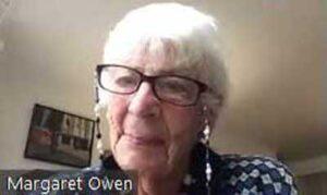 Margaret Owen, WDP founder