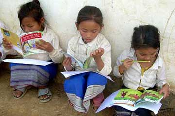 Girls and literacy